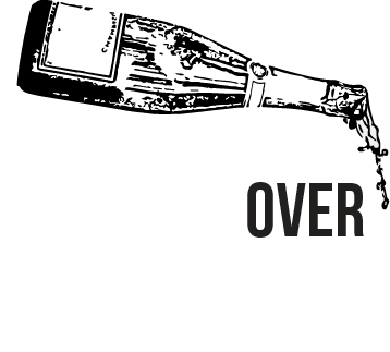 Poring Over Pourings logo